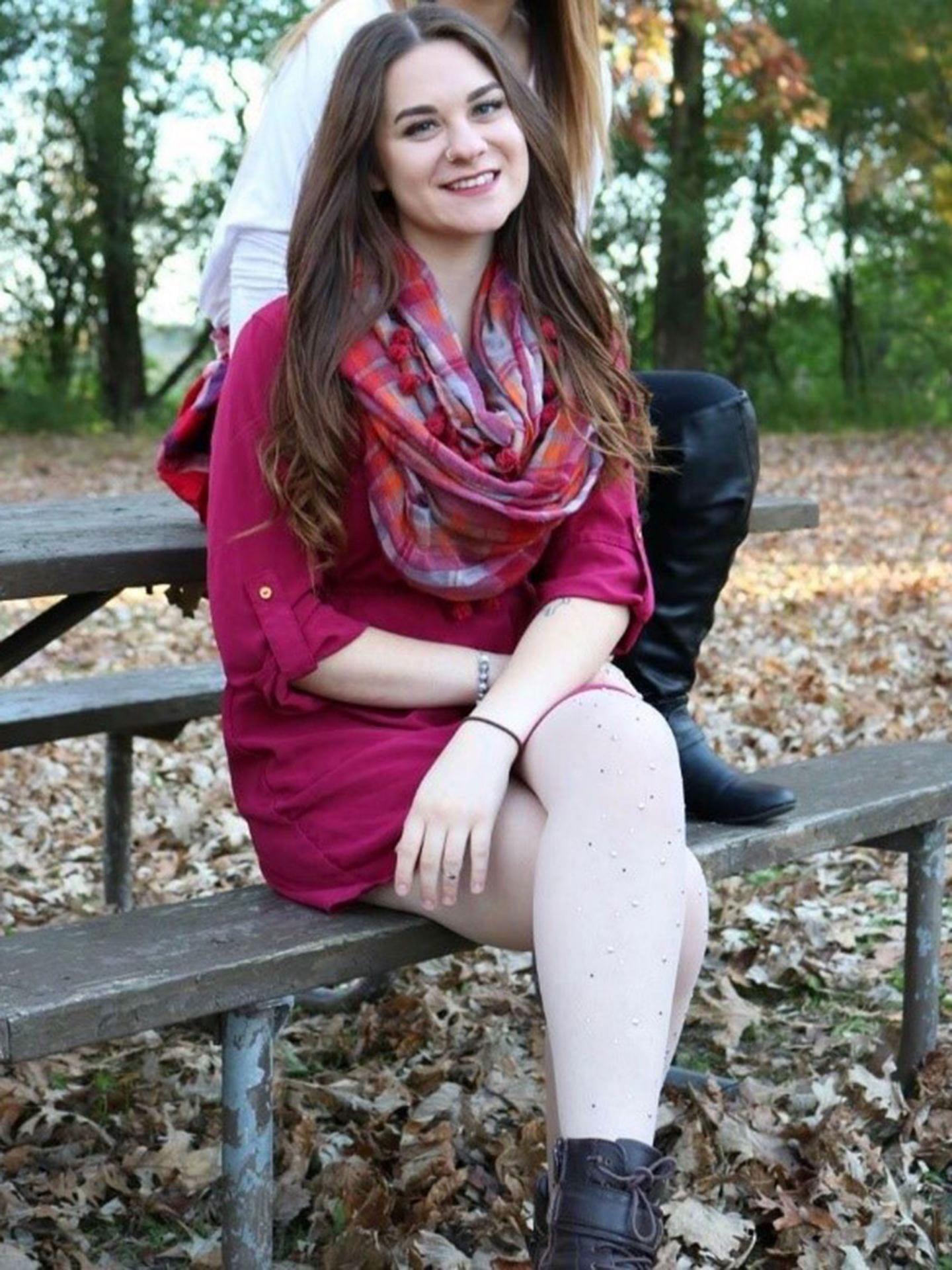 McNair student Alexis Hernandez