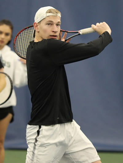 Roosevelt tennis player David Wolk
