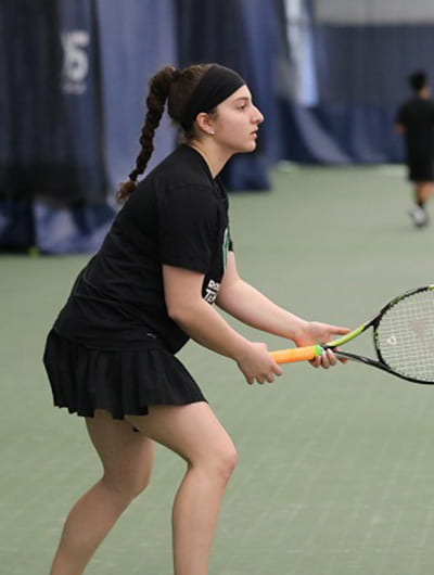 Roosevelt tennis player Gina Odisho