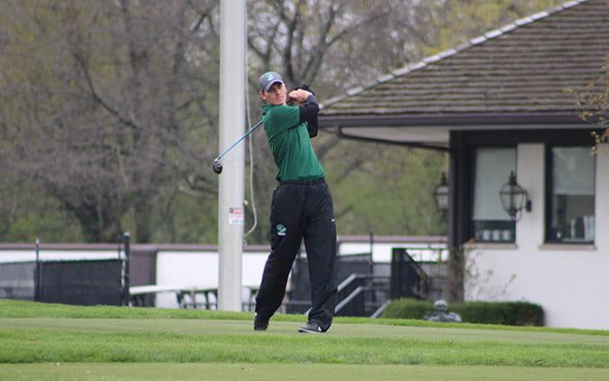 Roosevelt golfer Drew Ritter