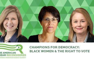Champions for Democracy