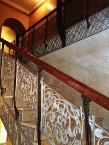 Monadnock staircase