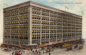 Second Leiter Building postcard