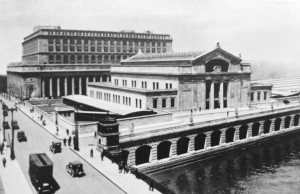 Union Station in the mid 1920s