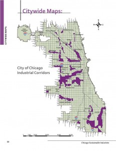 City of Chicago Industrial Corridors, 2011. Planning Chicago.
