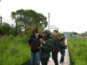 An Urban Nature Adventure with Professor Mike Bryson