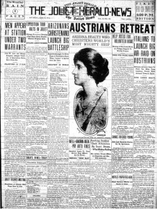 Herald-News historical cover