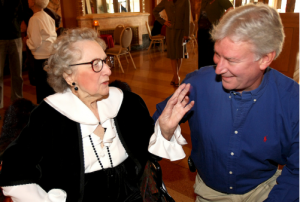Dorothy Mavrich at the Rialto in 2008 (Shaw Media)