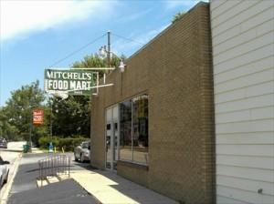 Mitchell's street view