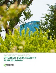 RU's Sustainability Plan, adopted 2015