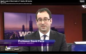 On WGN News, July 2013