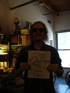 Ask me anything on reddit, Thurs. March 28 2013, 6 PM ET. - Steve Ziliak