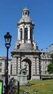 Trinity College Dublin, Lecky, Ziliak photo