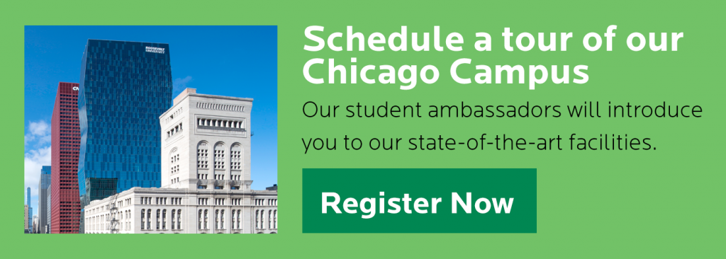 Schedule a tour of our Chicago Campus.