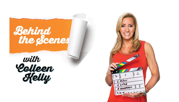 Behind The Scenes With Colleen Kelly - Feature Image
