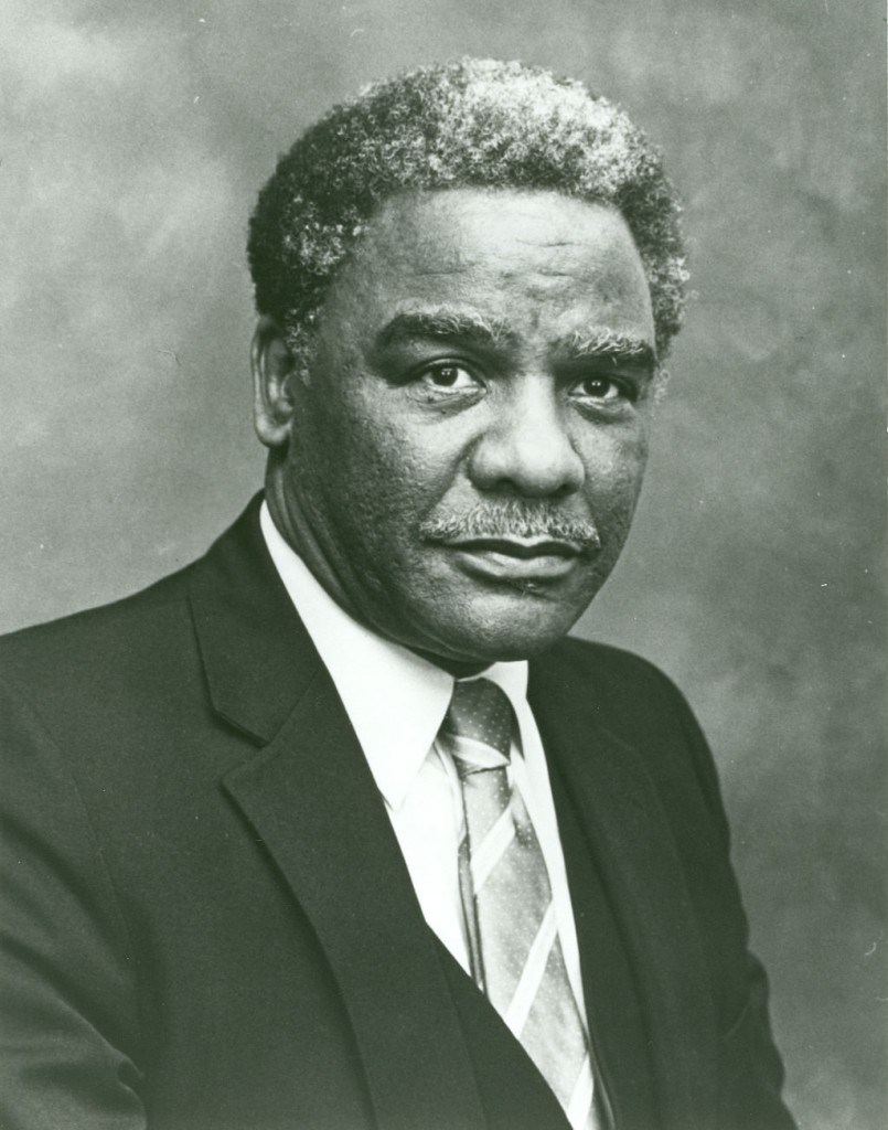 Harold Washington Portrait