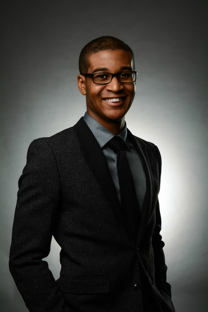 Sean Anderson (BSBA in management, '16)