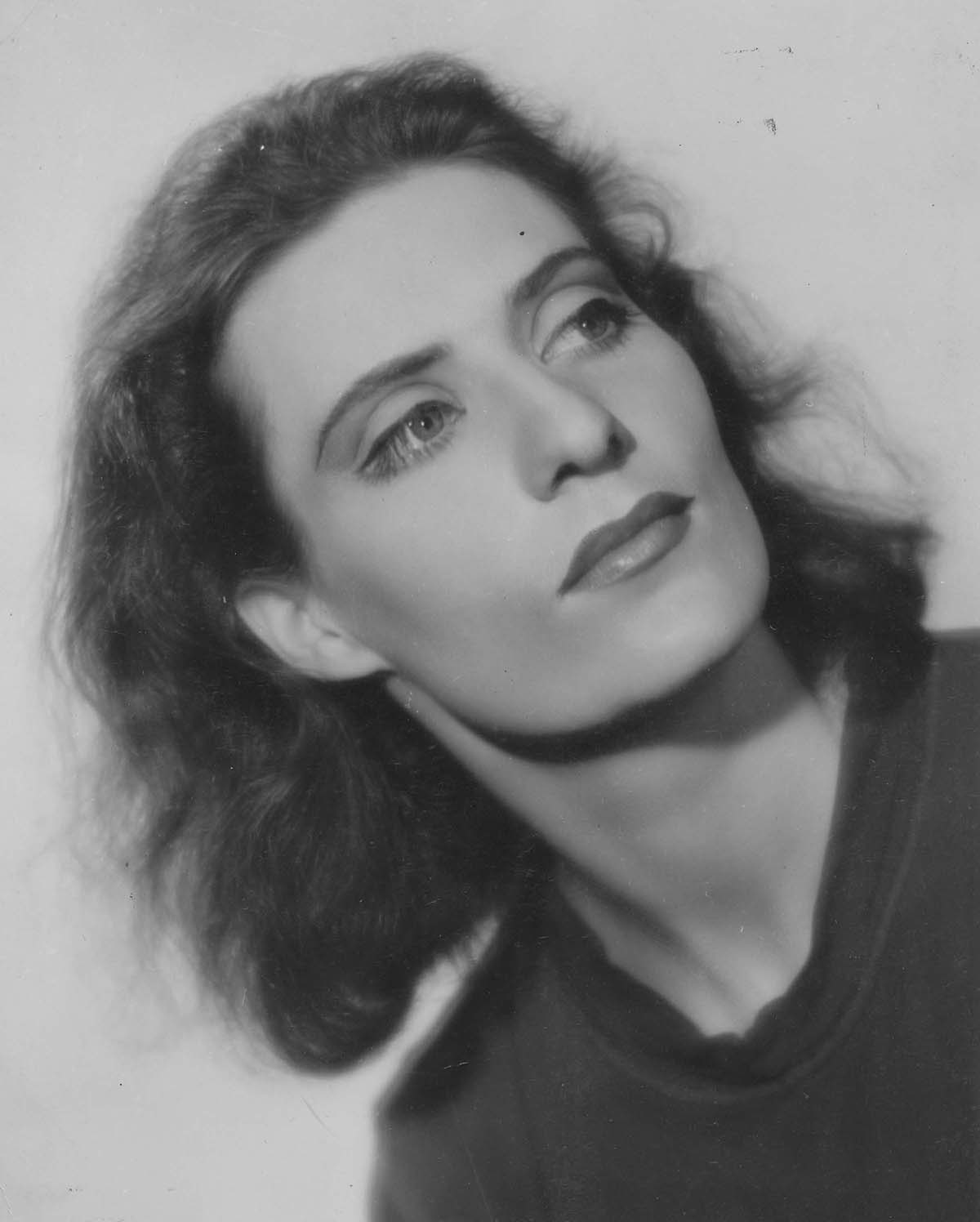 Sybil Shearer Portrait