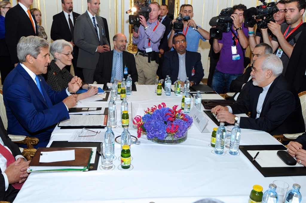 Secretary Kerry, Iranian Foreign Minister Zarif
