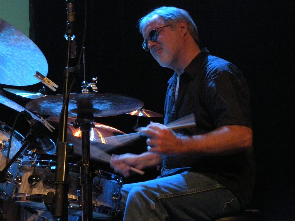 Paul Wertico Drumming