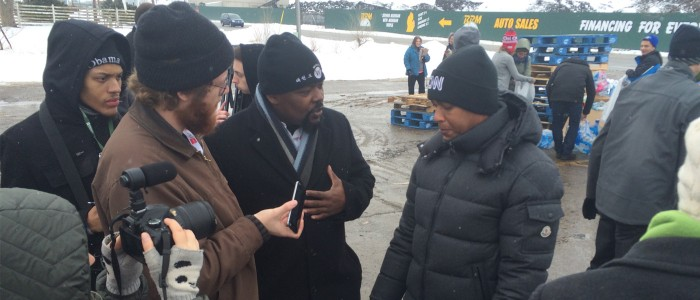 Lessons from covering the Flint water crisis