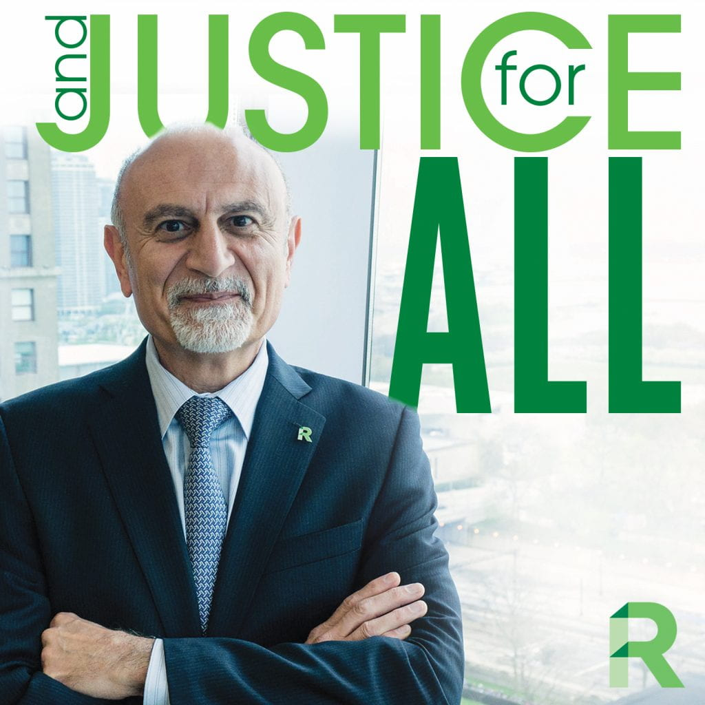 And Justice For All logo