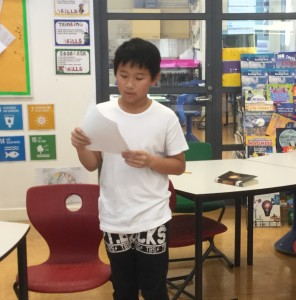 5A Presenting Portrait Poems