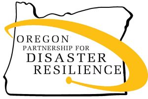 Oregon Partnership for Disaster Resilience logo