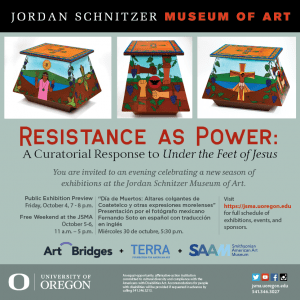 JSMA Resistance as Power Poster