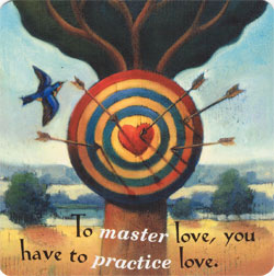 Mastery of Love Toltec Wisdom Cards-08237