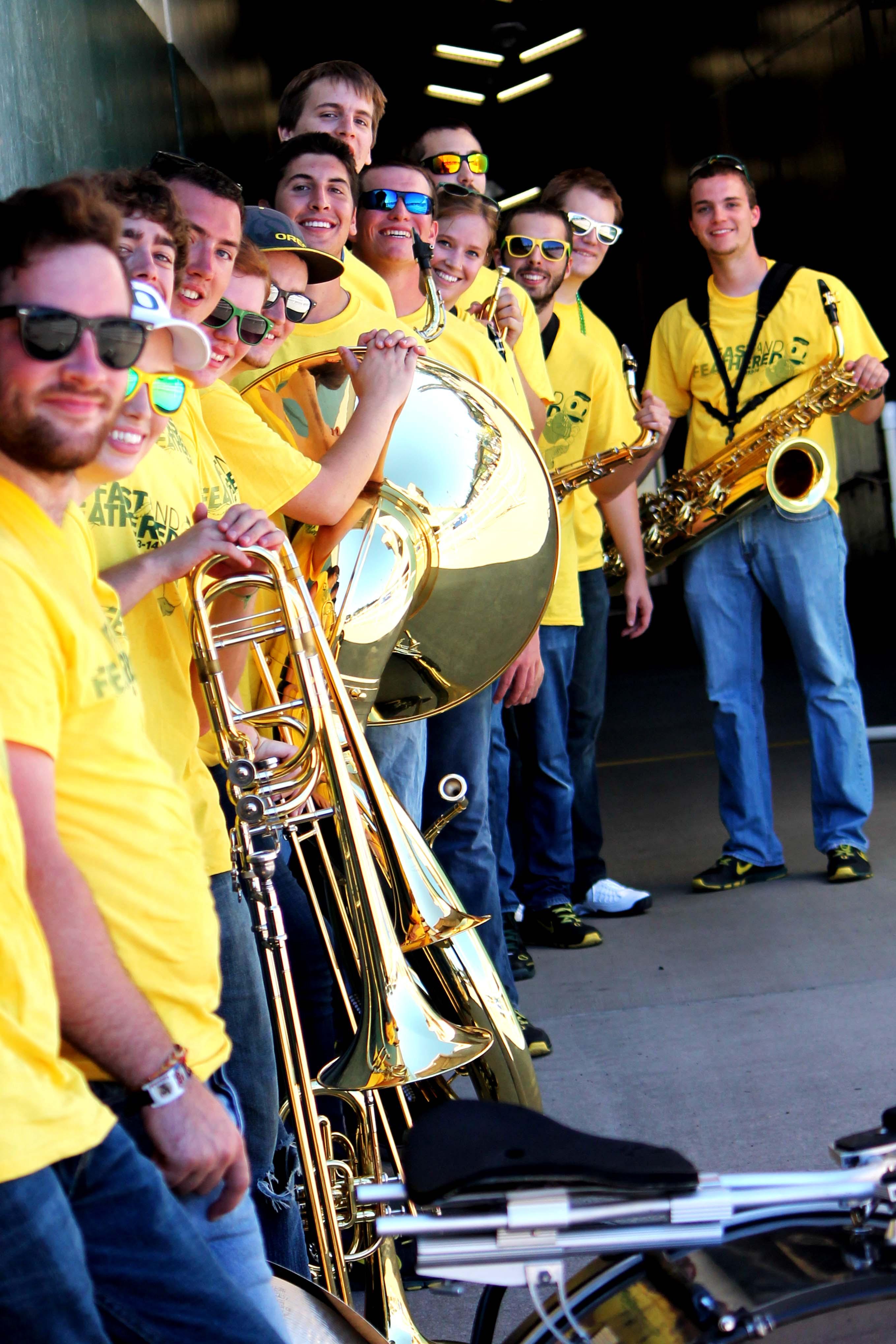 Garter Bands   Oregon Athletic Bands