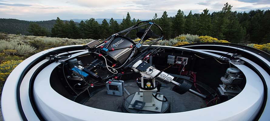 The Robbins Telescope at UO's PMO