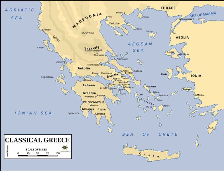 Timelines and maps greco roman religions greece map1 gumiabroncs Choice Image