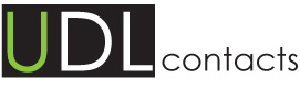 UDL Logo Contacts