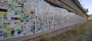 _Wishes Wall_ at cheonggyecheon#D608