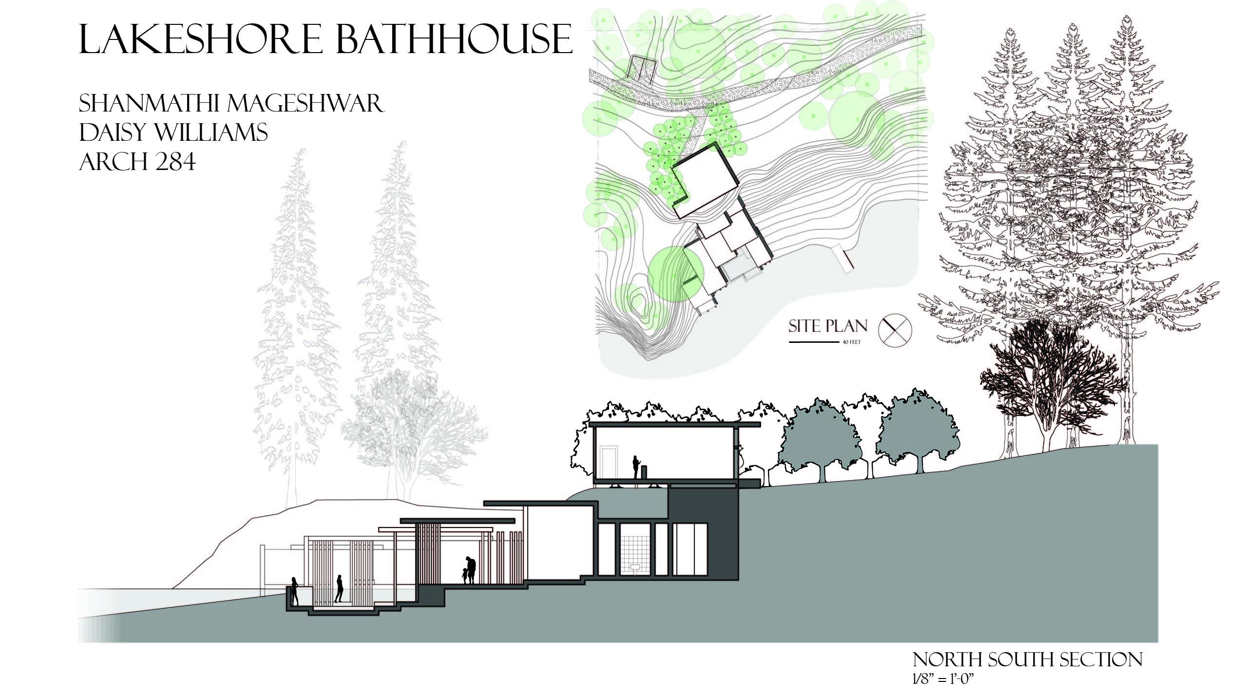 Shanmathi Mageshwar Studio Layout | Design Communication II