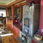 Barkman Remodel - Masonry Wood Heater