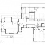 Barkman Plan - Second Floor