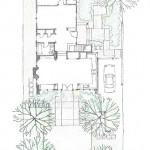 Lovinger Remodel – Site Plan