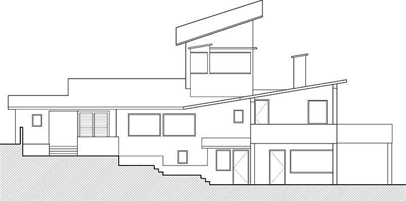 2012 steinberg beach house los frailes baja california for Beach house elevations