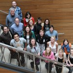 """The entire """"PfeiBer"""" lab group"""