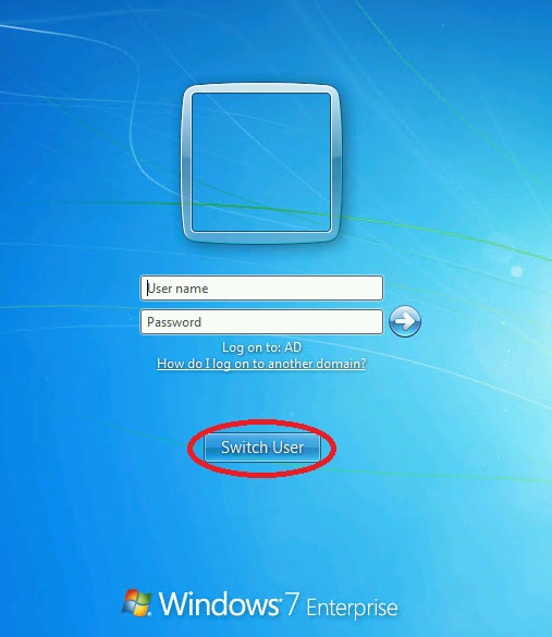 how to log on to windows college of education tech help