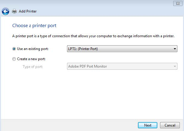 Adding a Printer Manually on Windows College of Education Tech Help