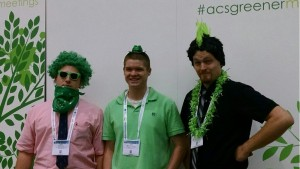 ...there are no words for green chemistry. #ACSGreenChemistry