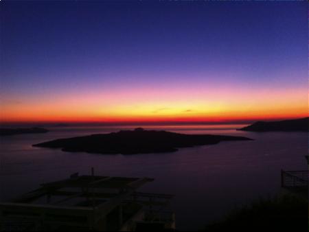 SantoriniSunset