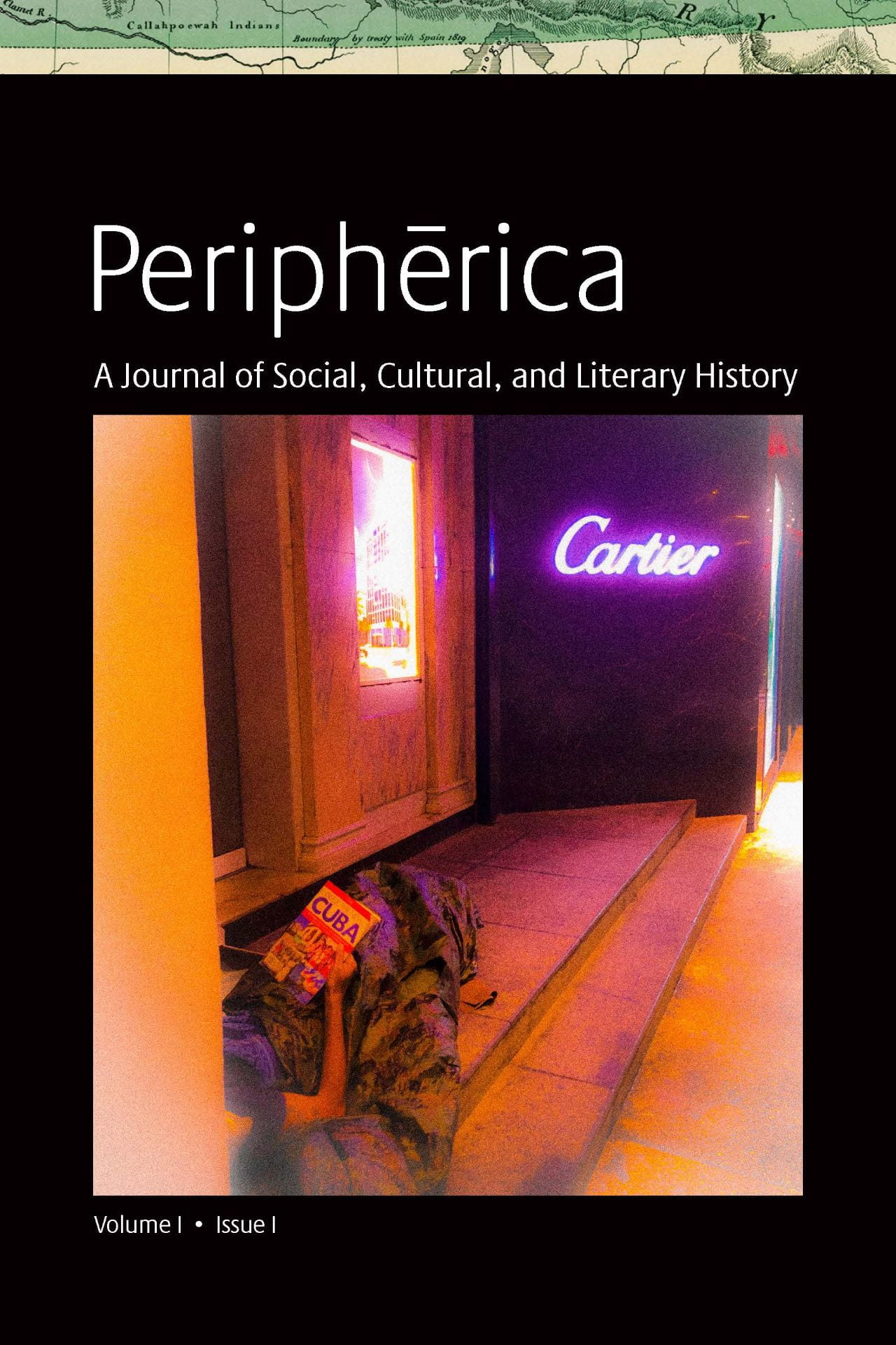 Peripherica A Journal of Social, Cultural and Literary HIstory