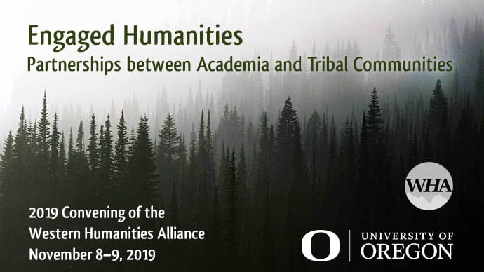 Permalink to:2019 Western Humanities Alliance Conference
