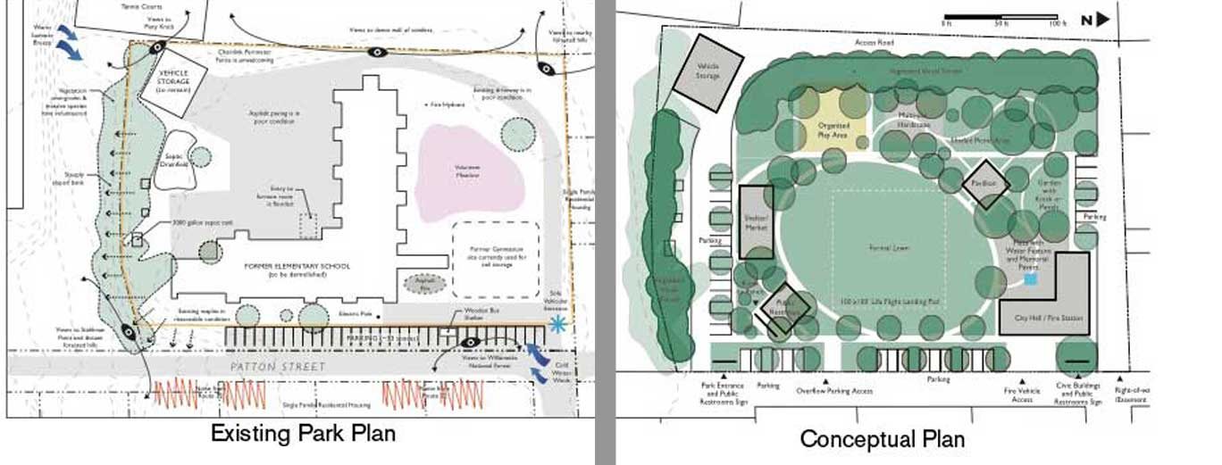 Park Design On A Dime Csc Blog