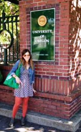 Emily Kettell University of Oregon Community Planning Workshop CPW Madras Hazards Plan Integration