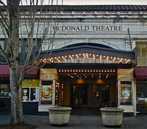 Craig Wiroll Community Planning Workshop CPW Oregon Historic Theatres Restoration